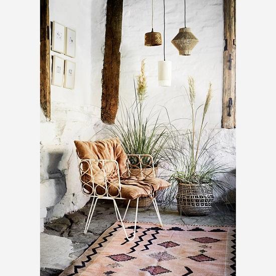 modern-velvet-ceiling-lamp-off-white-by-madam-stoltz