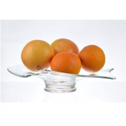 handmade-unique-shape-clear-glass-bowl-o-29-cm