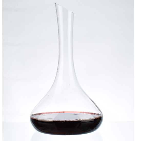 large-mouth-blown-clear-glass-carafe-decanter-wine-water-0-75l-tall-36-cm