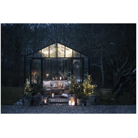 large-glass-lantern-oblong-rounded-roof-black-48-cm-by-ib-laursen