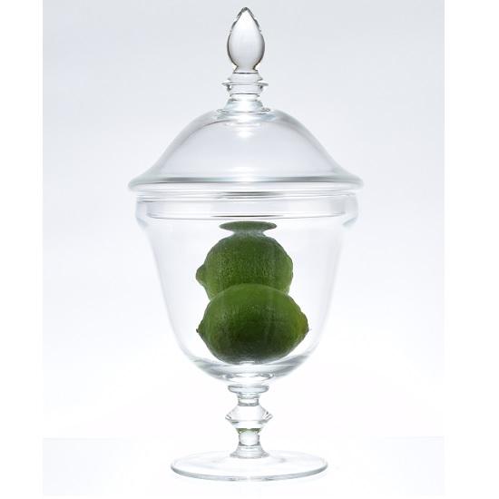 handmade-footed-glass-jar-cookie-sweet-bonbon-storage-jar-bowl-with-lid-27-cm