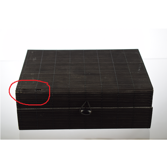 set-of-2-decorative-bamboo-box-with-lid-black-by-ib-laursen-not-perfect