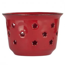 red-enamel-candle-holder-with-stars-by-ib-laursen