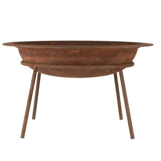 rust-brazier-on-stand-fire-bowl-by-ib-laursen