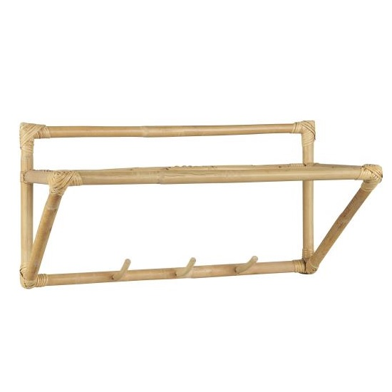 wall-hanging-rattan-rack-with-3-hooks-by-ib-laursen